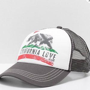 Billabong Trucker California Hat